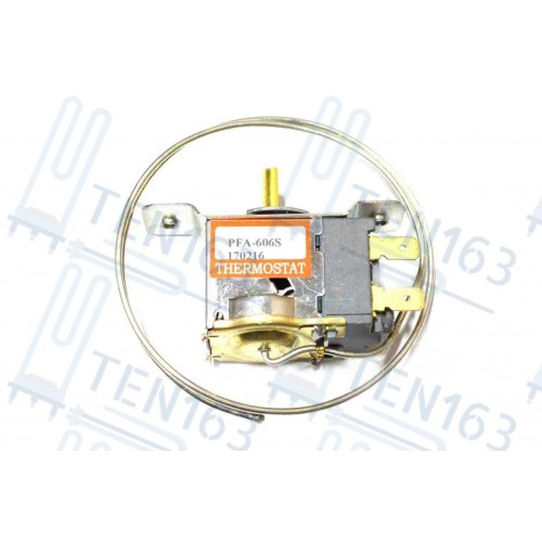 Термостат PFA-606S для холодильника 2 контакта