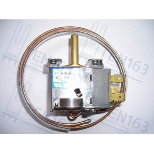 Термостат PFА-602D для холодильника 3 контакта