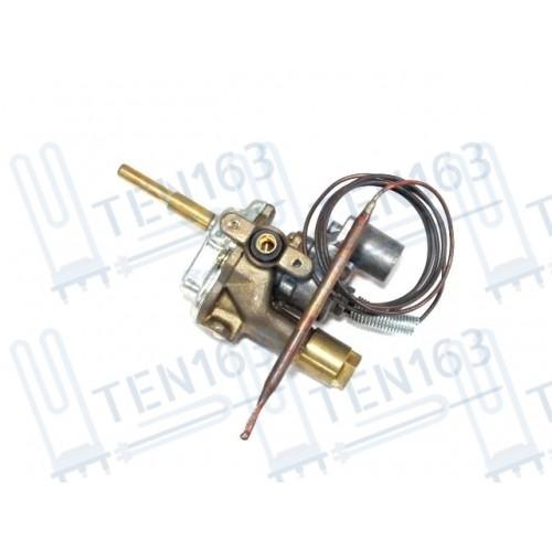 Кран газовый с термостатом для газовой плиты Gorenje 629297