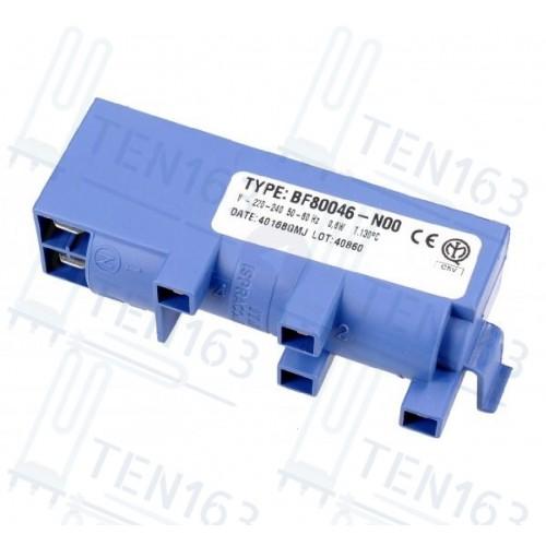 Блок электроподжига BF80046-N00 для плит GORENJE, MORA, LG, Cata 272828
