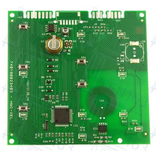 Плата дисплея для водонагревателя Ariston 65116360