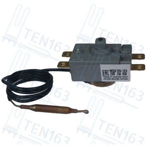 Термостат защитный для водонагревателя Ariston 105°C, 20A  WQS105a