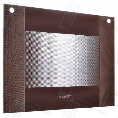 Стекло двери для духовки Gefest 6100.18.0.001-03