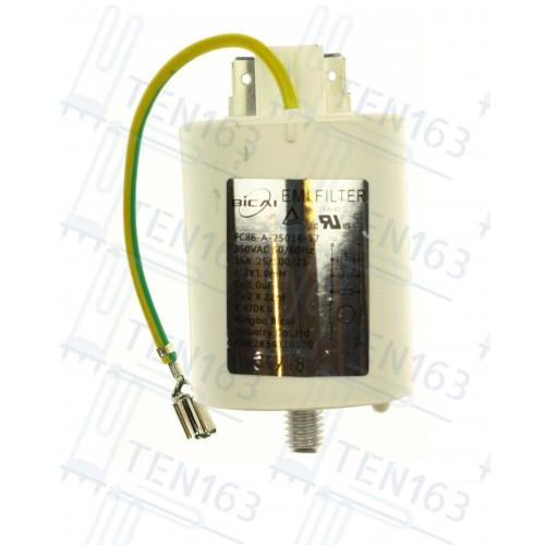 Сетевой фильтр для стиральной машины Beko 2834310100