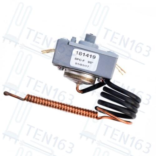 Термостат защитный тип SPC-F 20A 95°C Thermowatt Италия