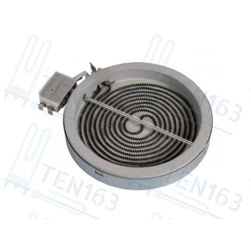 Электроконфорка для стеклокерамики HILIGHT EGO1200W, O=145mm, 481231018887 C00327340