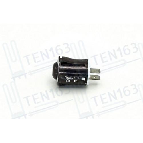 Кнопка подсветки для плиты GEFEST, ПКН-501-3