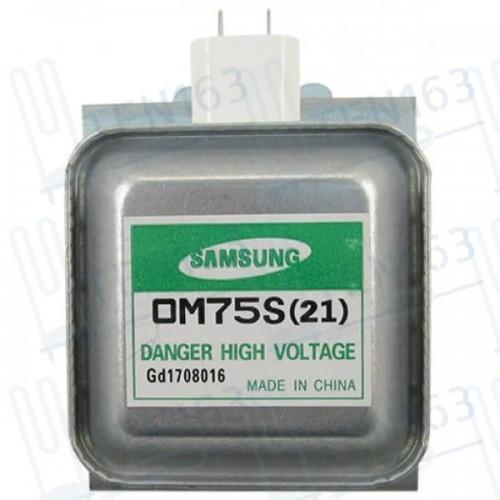 Магнетрон для СВЧ Samsung OM75P 900 Вт универсальный