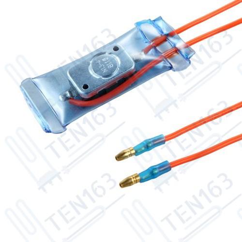 Датчик оттайки (дефростер) холодильника KSD-2001 (13/-4 С) 2-х концовой