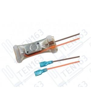 Датчик оттайки (дефростер) холодильника KSD-2006 (15/0 С) 2-х концовой