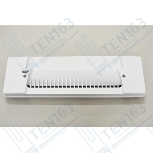 Панель обратного воздуха для холодильника Аристон-Индезит-Стинол, белая, 857106