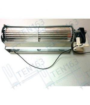 Вентилятор тангенциальный для холодильника 60х180 мм