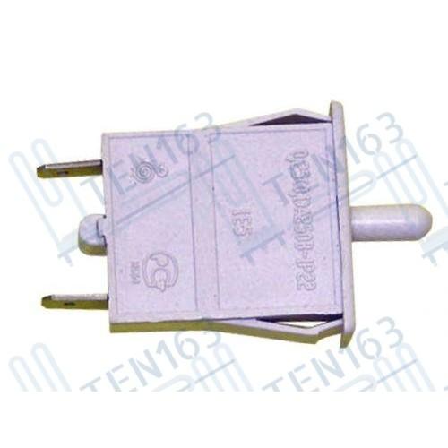 Выключатель света для холодильника Indesit, Stinol ВОК-3 кнопка