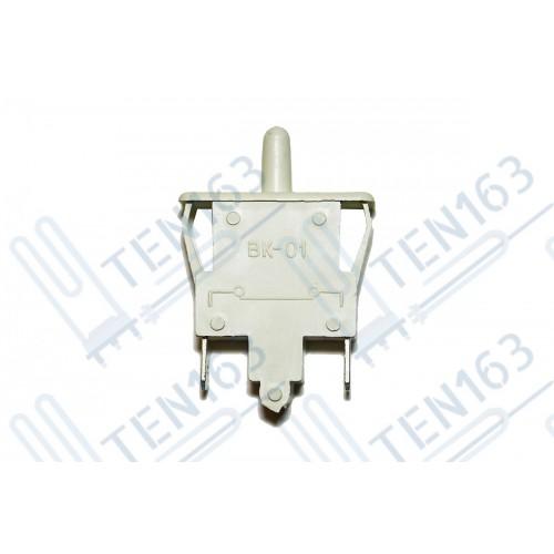 Выключатель света ВОК-3 к холодильникам Stinol (Стинол) 851049 ВК-01, 851049, C00851049 (Оригинал)