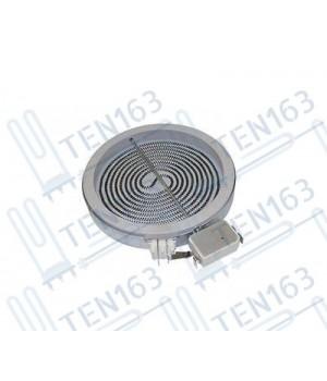 Конфорка для стеклокерамических панелей Whirlpool, Bauknecht, Ikea 481231018889