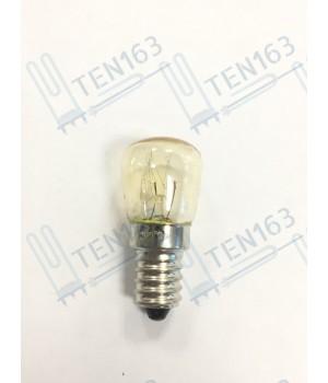 Лампочка термостойкая к духовому шкафу Е14 15W 300 градусов
