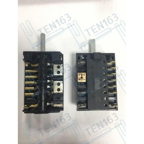 Переключатель режимов для духовки ARDO 7 позиций 250V 16A