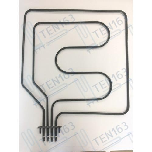 Нагревательный элемент ТЭН для промышленной печи верхний размер 43см*43см