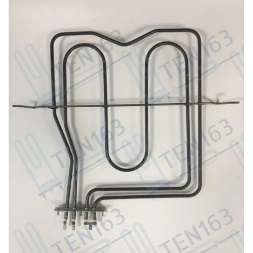 Нагревательный элемент ТЭН для плиты Delux, ARISTON, INDESIT 800 Вт/1800 Вт