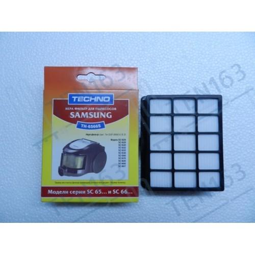 Фильтр Hepa для пылесосов Samsung SC 65-66.. DJ97-00492D