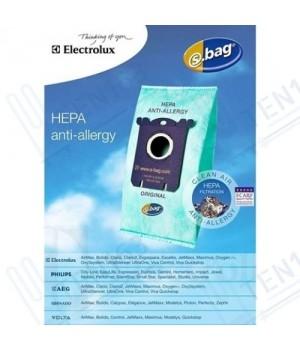Мешок для пыли E206 4XS - BAG HEPA ANTI - ALLERGY