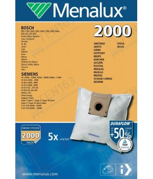 Мешок для пыли Menalux 2000