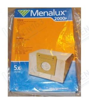 Мешок для пыли Menalux 2000P