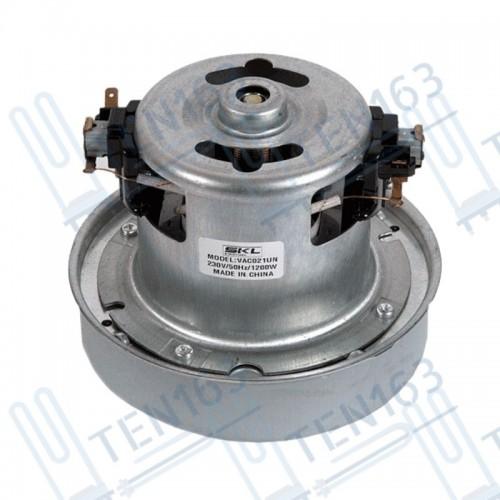 Мотор для пылесоса универсальный 1200w, H=115, D130mm