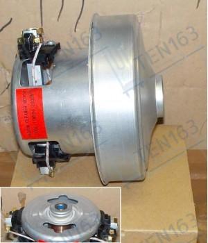 Мотор для пылесоса 2000W с юбкой (аналог LG) H=121/50mm, D125/80