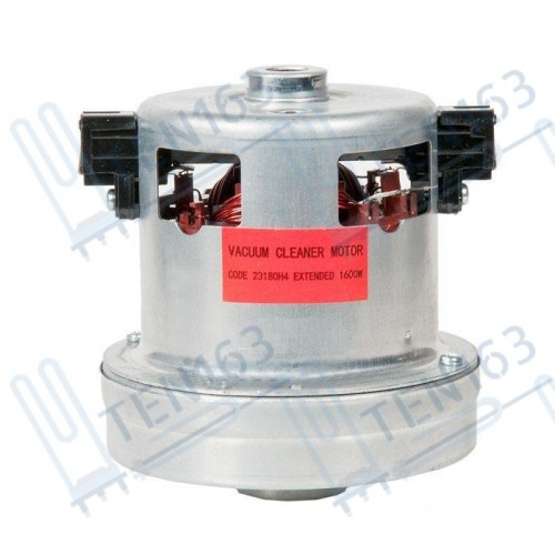 Мотор пылесоса 1600W Supra, Rolsen, Dayson H=116 мм, D=100 мм