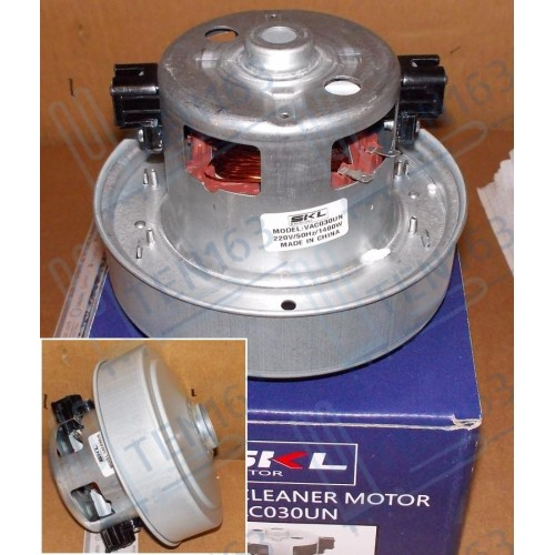 Мотор для пылесоса Samsung 1400 W, H=112 mm, D=135 mm