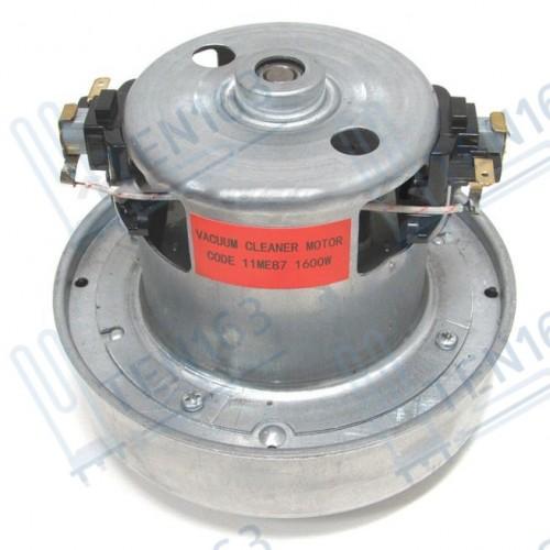 Мотор пылесоса 1600 W, H=119 mm, D=135 mm с выступом