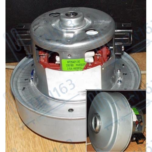Мотор пылесоса 1800W H=119, D135, зам. VCM1800un, VAC044UN