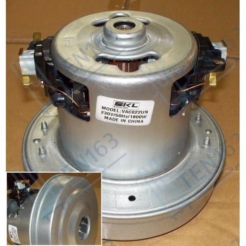 Мотор пылесоса SKL 1800 W, H=117 mm, h=37 mm, D=130 mm