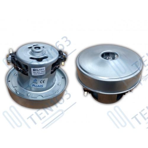 Мотор пылесоса VAC020UN 1400W H=112 мм D133 универсальный