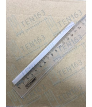 Трубка силиконовая термостойкая 090 L=14,7см, D=5мм