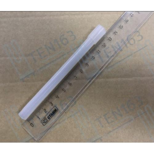Трубка силиконовая термостойкая 038 L=13,2 см D=7мм/9мм
