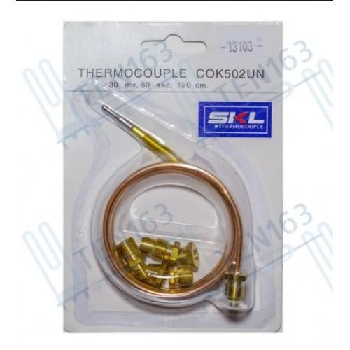 Термопара универсальная 1200mm SKL