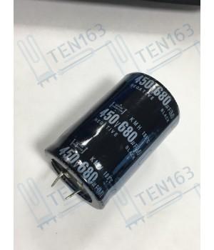 Конденсатор для сварочного инвертора 450V 680Mf