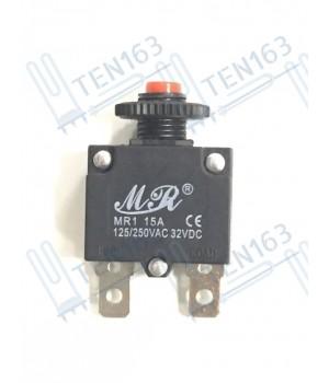 Автоматический выключатель MR1 15A 125/250V 32VDC