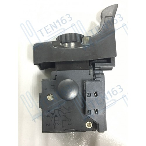 Кнопка для электроинструмента FA2-6/1BEK 6(6)A 250V