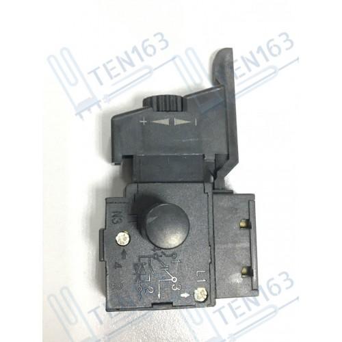 Кнопка для электрического инструмента FA2-6/1BEK 6A 250V