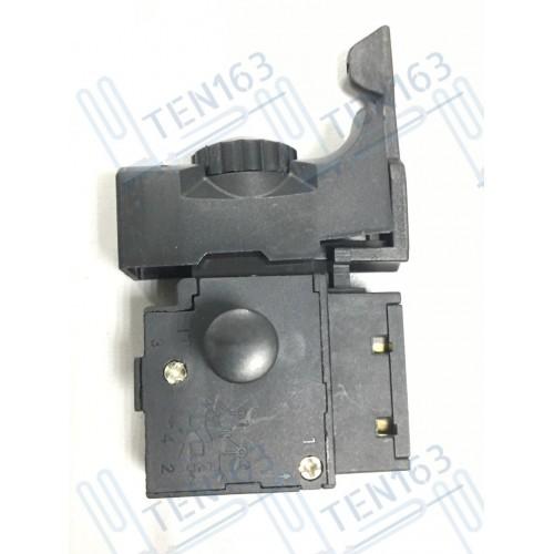 Кнопка для электроинструмента FA2-7/1BEK 14(12)A 125V
