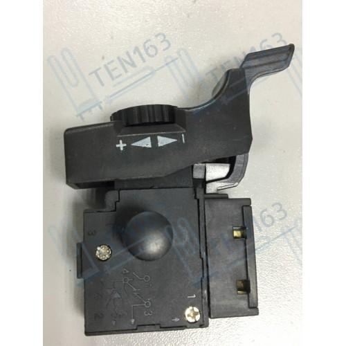 Кнопка для электроинструмента FA2-7/2BEK 14(12)А 125V 8009