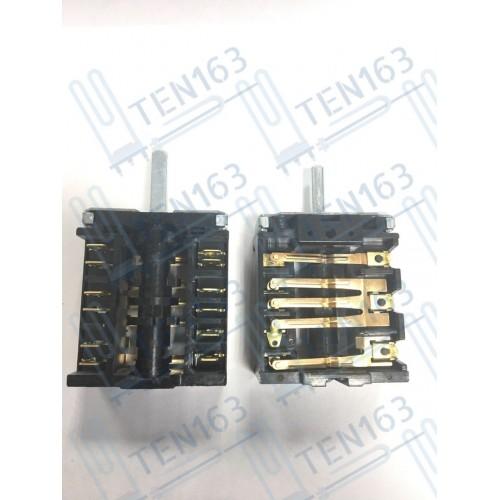 Переключатель 5 позиций 4625866.560 к духовке Zanussi 250V 16A