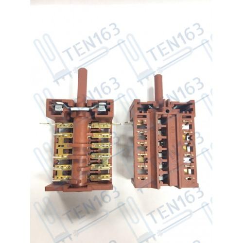 Переключатель электрической плиты Ханса 5 позиций