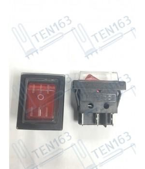 Кнопка с термозащитой 16А 250V