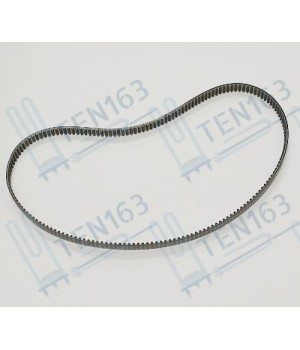 Ремень для хлебопечки Kenwood BM120, 173 зуба, ширина 8мм, зуб 1,7мм закругленный, шаг 1,4 мм