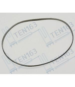 Ремень для хлебопечки универсальный, 152 зуба, ширина 6мм, зуб 2,5мм, шаг 1,5мм