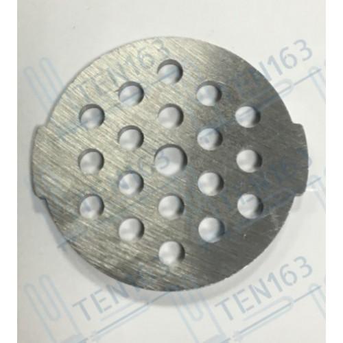 Решетка мясорубки Moulinex №3, Tefal SEB2, отверстия 5.5 мм